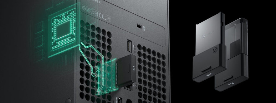 It'll cost you $220 to expand Xbox Series X/S storage