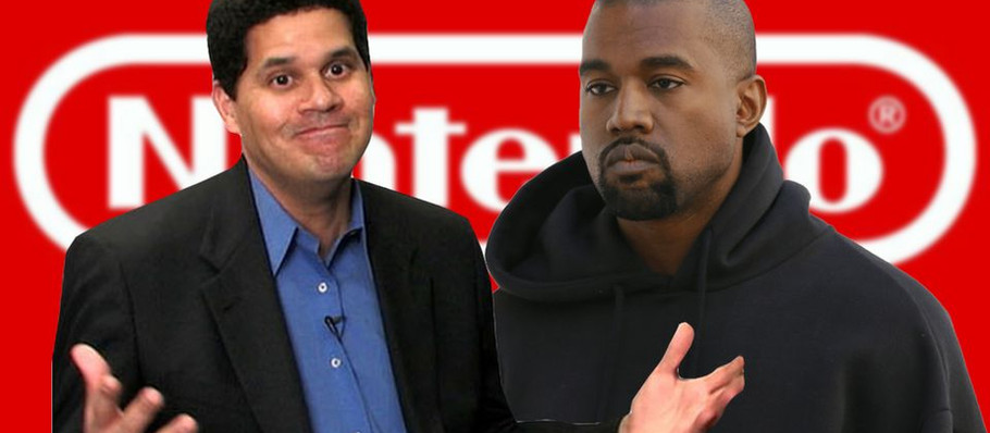 """Kanye West Approached Nintendo to Collaborate, They """"Politely Declined"""""""