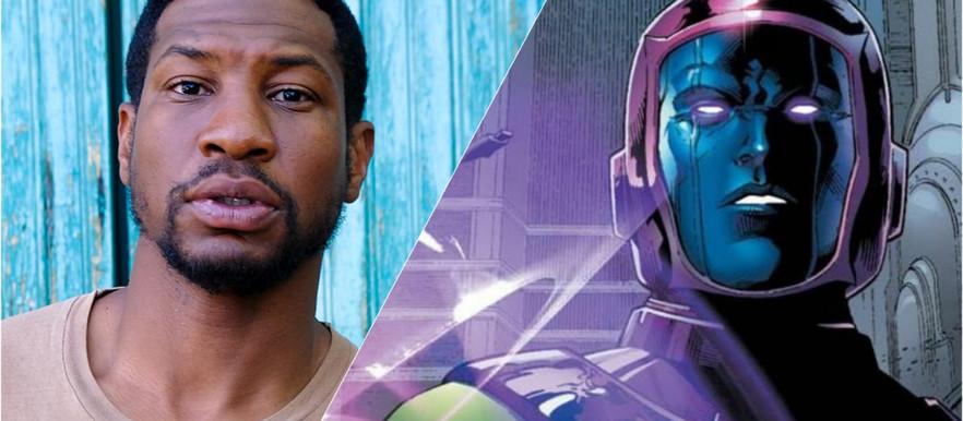 Jonathan Majors to Play Villain in 'Ant-Man 3'