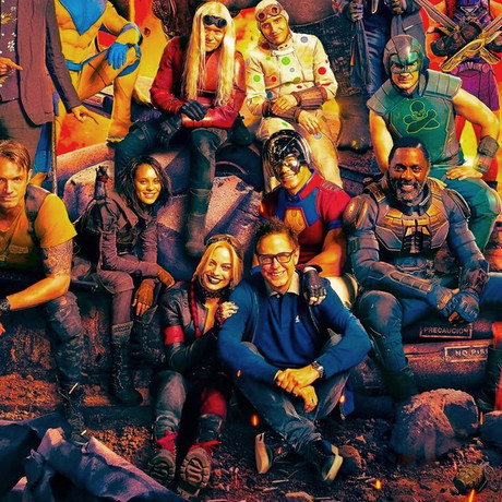 James Gunn Releases New Teaser for 'The Suicide Squad'