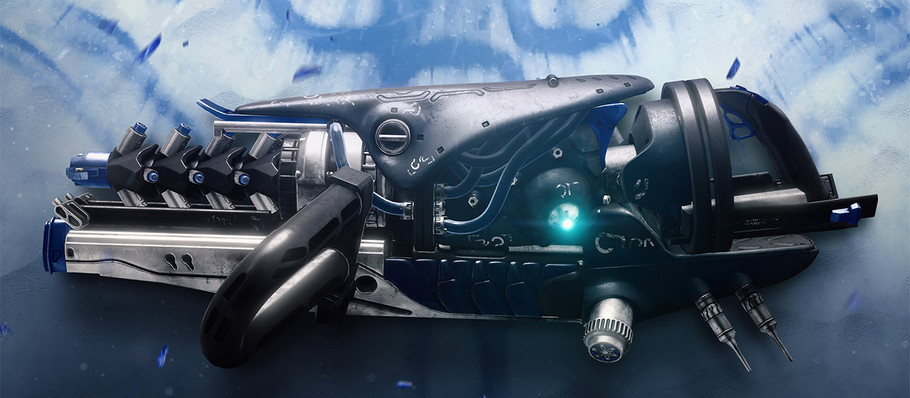 How to get Salvation's Grip: Destiny 2: Beyond Light Guide