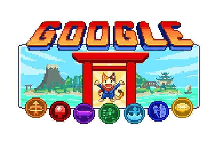 Celebrate the Tokyo Olympics With Google's 16-Bit 'Doodle Champion Island Games'