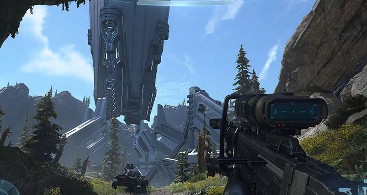 'Halo Infinite' Screenshots Reveal Improved Visuals