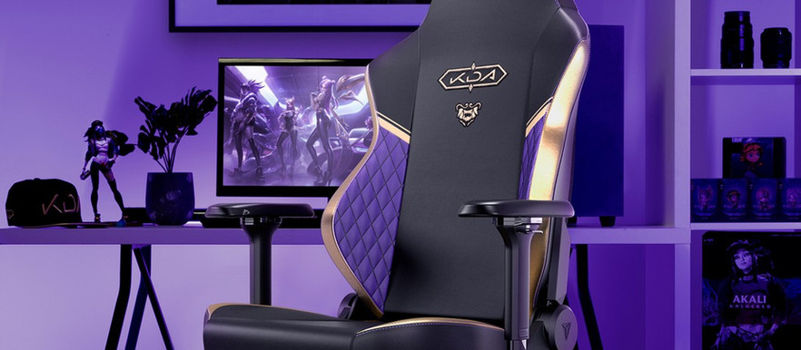 First Look at Secretlab's New 'League of Legends' Gaming Chair Collection