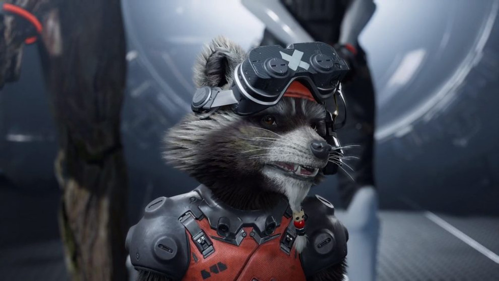 First Look at Eidos Montreal Guardians of the Galaxy game