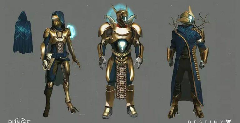 Destiny: Age of Triumph Raids, Gears, Exotic Reveals