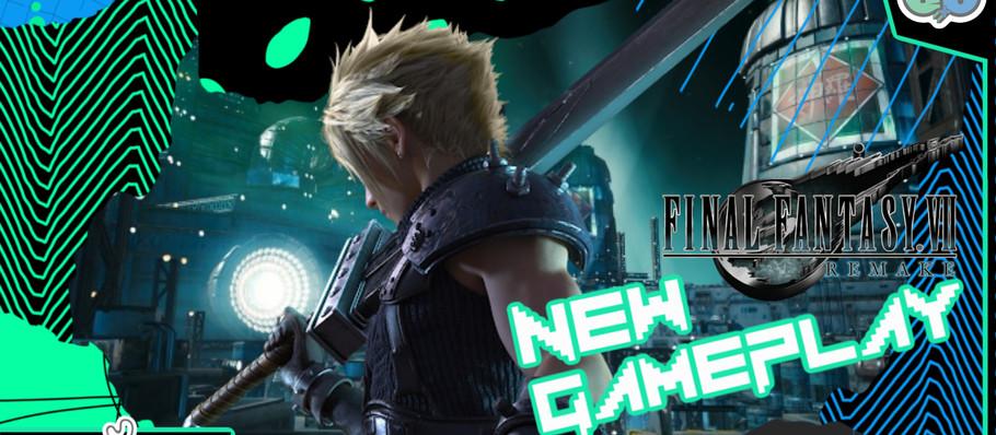 Final Fantasy 7 Remake Hands-On