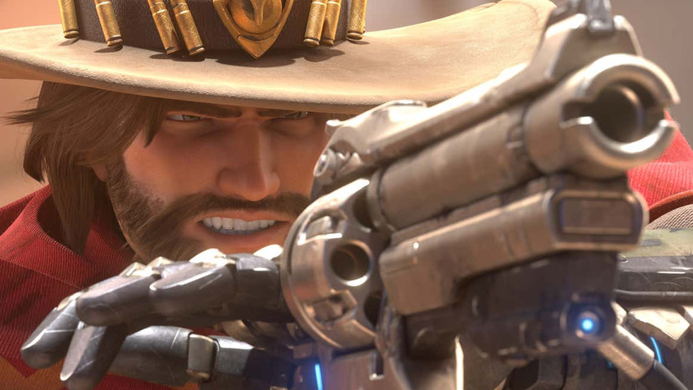 Overwatch's Jesse McCree New Name is Cole Cassidy