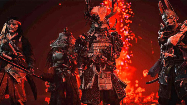 Ghost of Tsushima Legends' raid coming October 30
