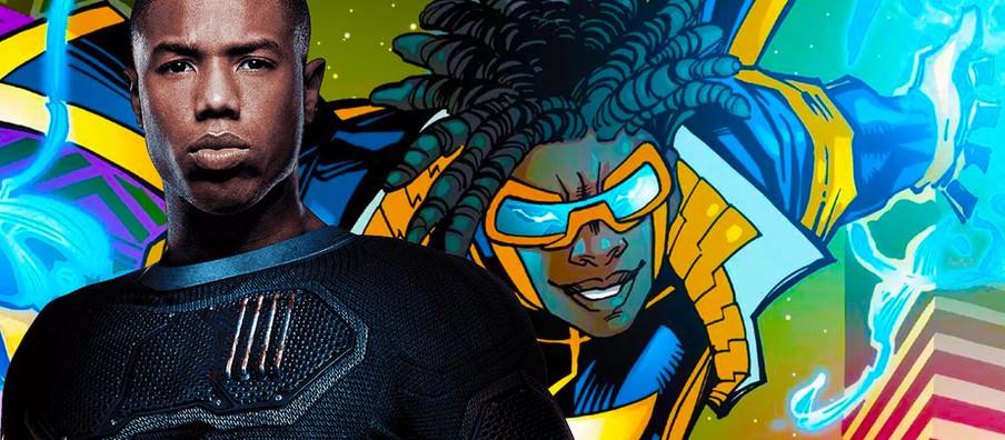 Michael B. Jordan Confirmed to Produce Live-Action 'Static Shock' Film
