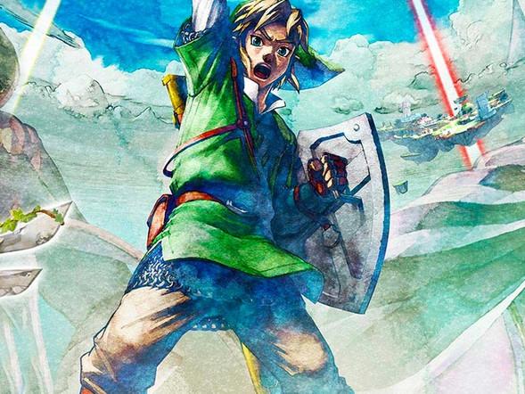 Nintendo Release Five-Minute-Long Overview Video of 'Legend of Zelda: Skyward Sword HD'