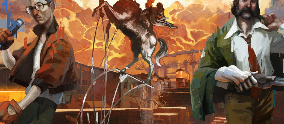 Disco Elysium is Getting the TV Treatment From the Sonic The Hedgehog Movie Producers
