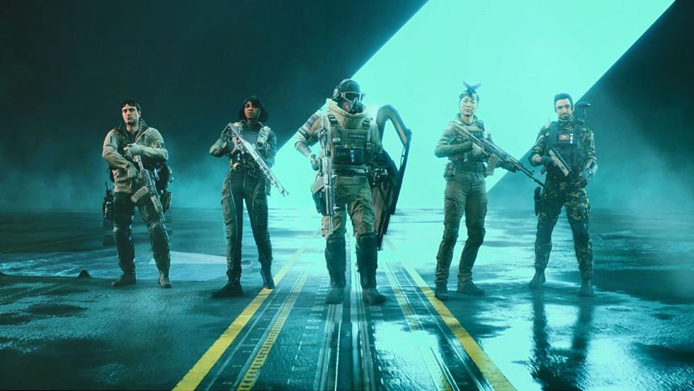 Is One of Battlefield 2042's Specialists wallhacking?