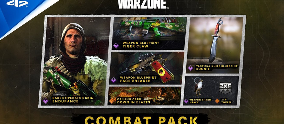 How to Redeem Season 2 Combat Pack From PS Plus