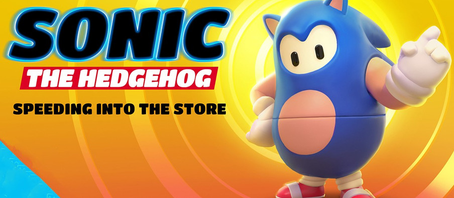 Sonic the Hedgehog Has Arrived to 'Fall Guys'
