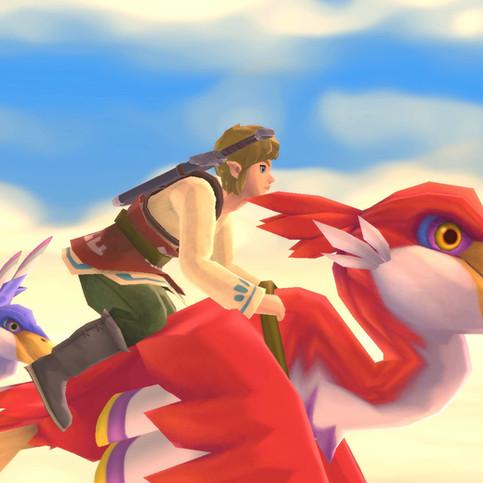 The Legend of Zelda: Skyward Sword HD coming to Nintendo Switch