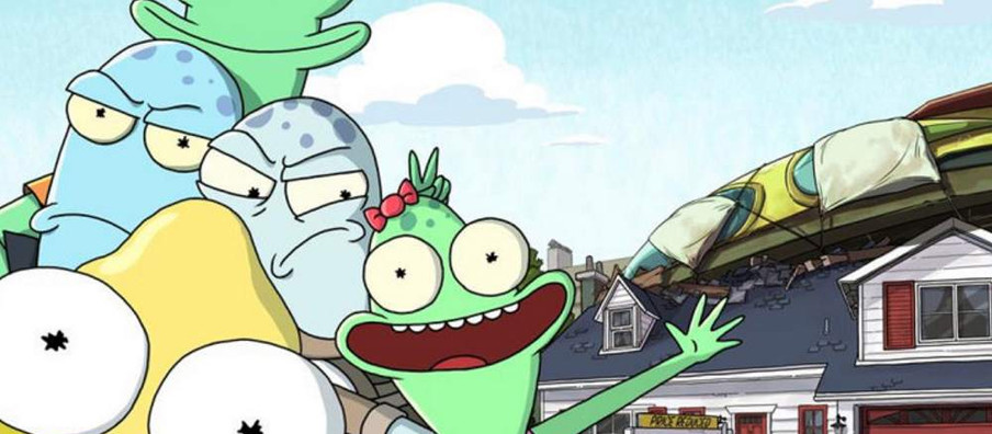 First Look at 'Solar Opposites' From 'Rick and Morty' Co-Creator Justin Roiland