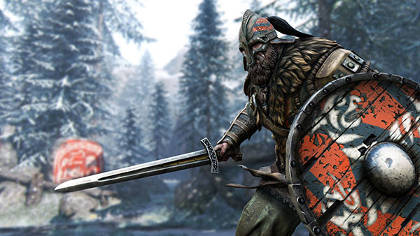 For Honor closed beta launches January 2017