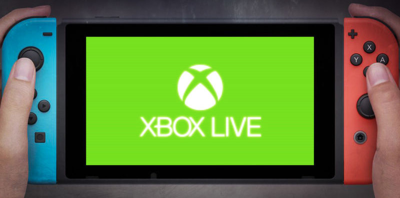 Microsoft Expanding Xbox Live to Nintendo Switch and Mobile
