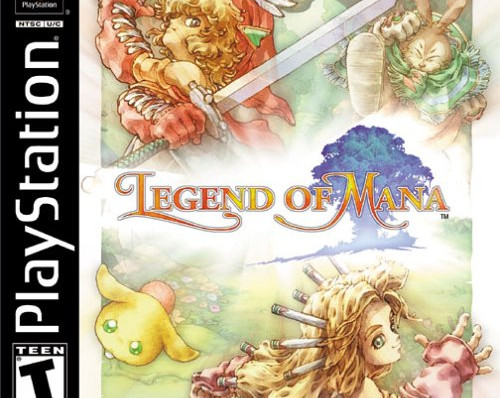 PS1 JRPG Legend of Mana is getting a remaster