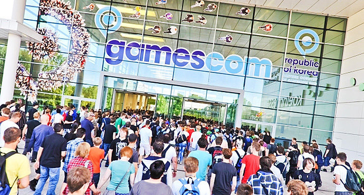 GamesCom is Still Happening...For Now