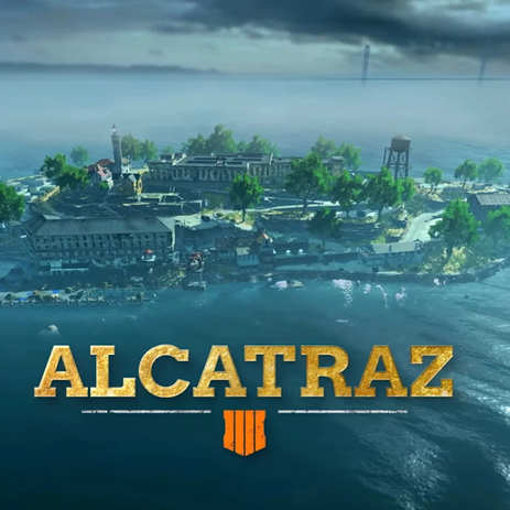 Call of Duty: Warzone Leak Reveals Return of Alcatraz Map
