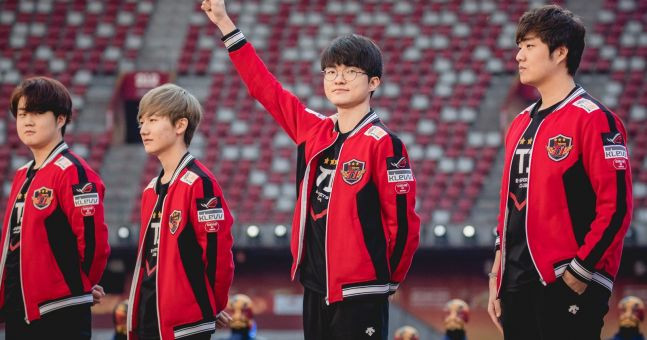T1 Entertainment & Sports Sign Exclusive Multi-Year Deal With Twitch