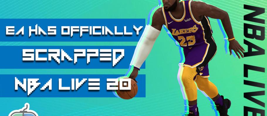 EA Scraps NBA Live 20