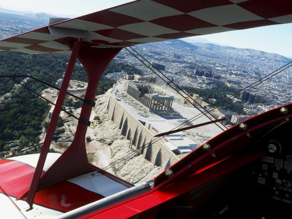 Microsoft Flight Simulator is Flying into Xbox Series X/S