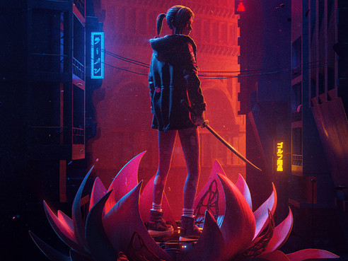 Watch the Trailer for New 'Blade Runner' Anime Series 'Black Lotus'