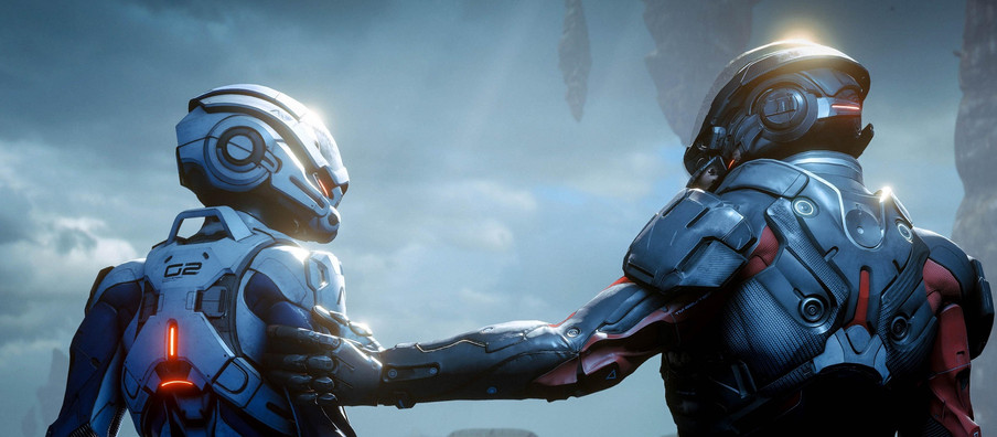 BioWare says it hasn't given up on Mass Effect or Dragon Age