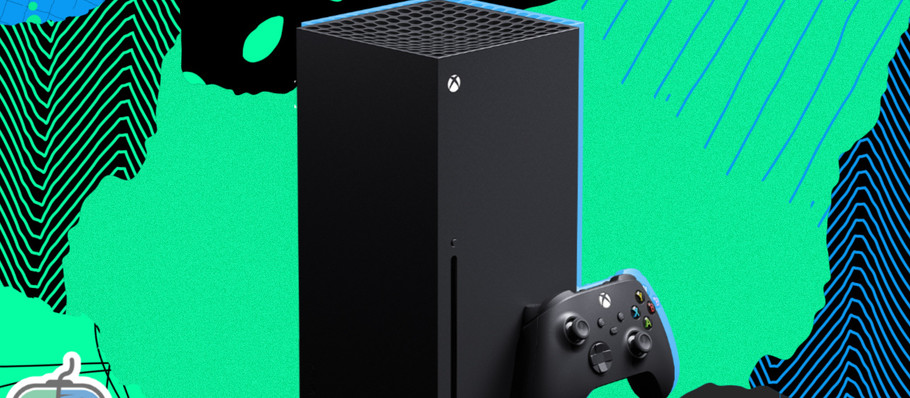 First Look at the Xbox Series X