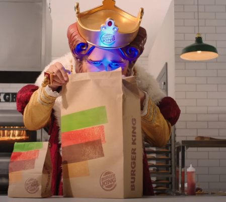 Burger King is Giving You a Shot to Win a PS5 Console with Select Purchases Starting this Week