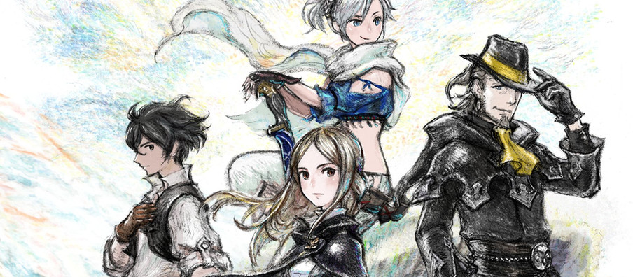 First Look at the final Bravely Default 2 trailer