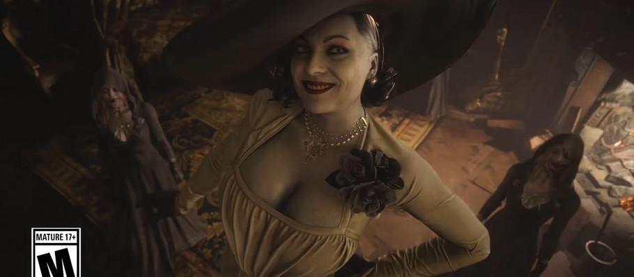 Resident Evil Village's Vampire Lady has Gamer's in a Frenzy
