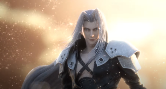 Sephiroth is the Next Fighter Coming to Super Smash Bros. Ultimate