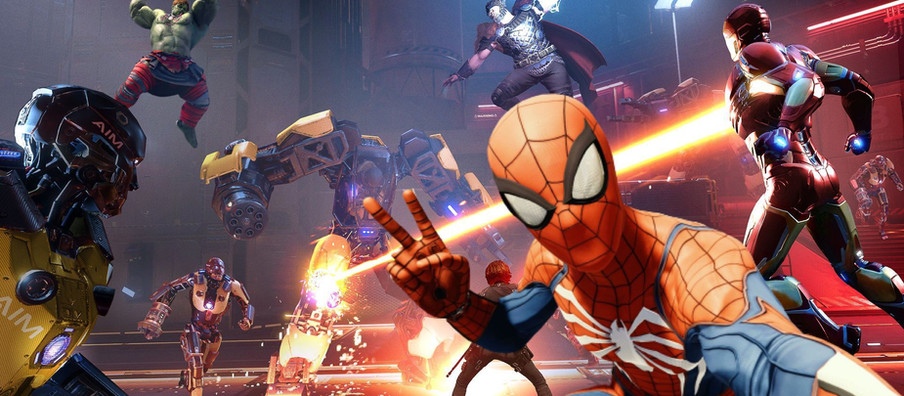 Marvel's Avengers Will Be Adding Spider-Man as a PS4 Exclusive