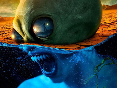 New 'American Horror Story' Season 10 Teaser Features Aquatic Monsters and Desert Aliens