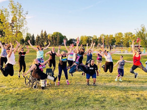 What is a Zumba Community?
