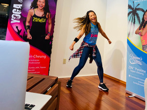 How to Get Started with Virtual Zumba Classes At Home