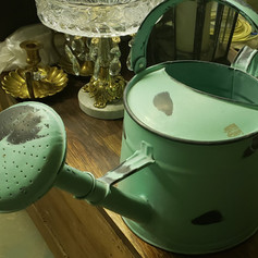 Rustic Watering can