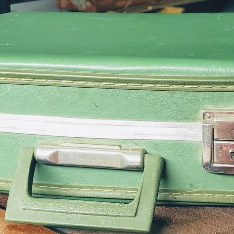 Miscellaneous suitcases