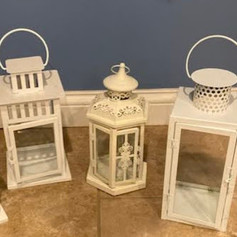 Misc Creamy white lanterns