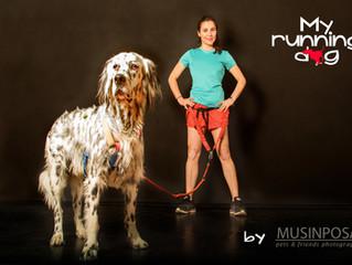 MY RUNNING DOG©: la parte del leone, la fanno i nostri amici a 4 zampe