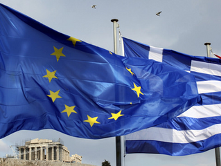 How does Greece shape our opinion on the EU?