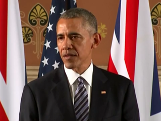 Obama gives Left-wing eurosceptics cause for celebration