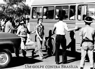 Um golpe contra Brasília