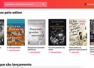 Bibliomundi faz parceria com loja global de livros digitais