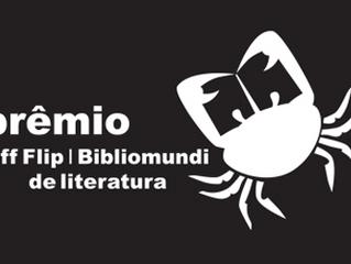 Prêmio Off Flip/Bibliomundi de Literatura abre inscrições