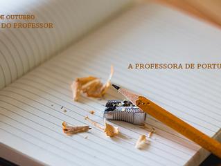 A professora de Português